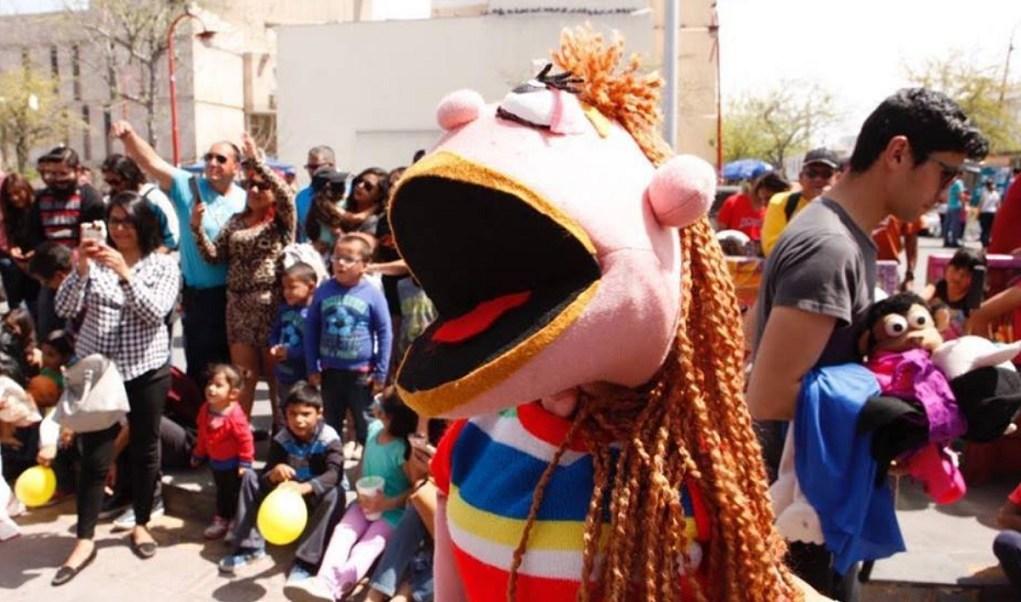 Con 'Titeretón', Ciudad Juárez festeja el Día Internacional del Títere