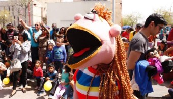 Con 'Titeretón', Ciudad Juárez festeja el Día Internacional del Títere