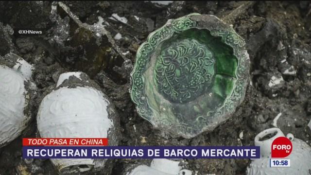 Foto: Toda pasa en China: Arqueólogos chinos encuentran tesoro
