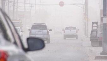 Alertan por vientos, tornados y torbellinos en Chihuahua, Coahuila y Nuevo León