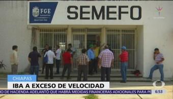 Trasladan cuerpos de 23 migrantes muertos por accidente en Chiapas