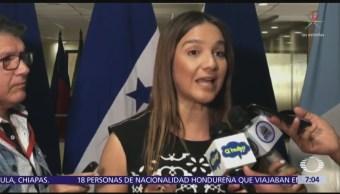 Honduras niega que se esté formando 'caravana madre' en su territorio