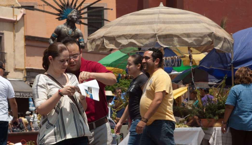 Foto: Turismo en Querétaro, 7 de marzo 2019. Cuartoscuro