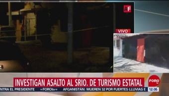 Un muerto durante ataque a secretario de Turismo de Colima