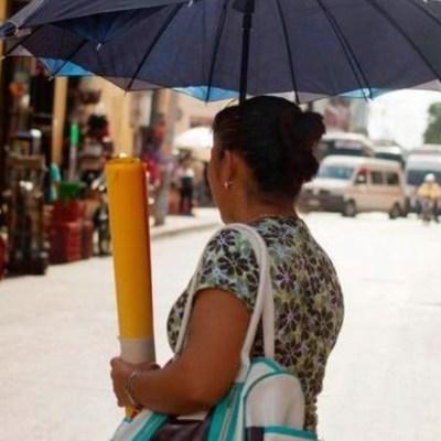 Yucatán registra temperaturas de 38 grados a la sombra
