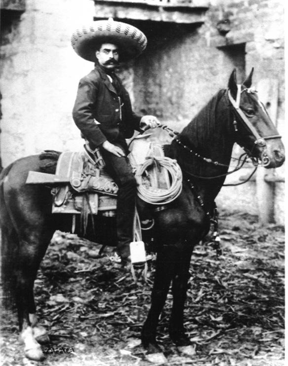 Emiliano Zapata (s/f) (CC/Flickr/Eduardo Francisco Vazquez Murillo)