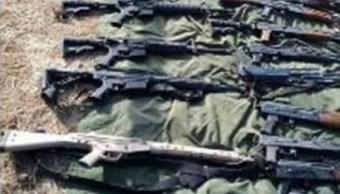 Muere un presunto delincuente durante enfrentamiento de Parácuaro, Michoacán