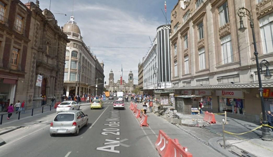 Avenida 20 de Noviembre será peatonal durante vacaciones de Semana Santa