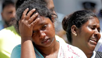 Elevan a 290 la cifra de muertos en atentados en Sri Lanka