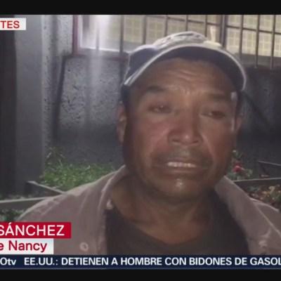 Abuelo de Nancy Tirzo reitera que no procederán legalmente