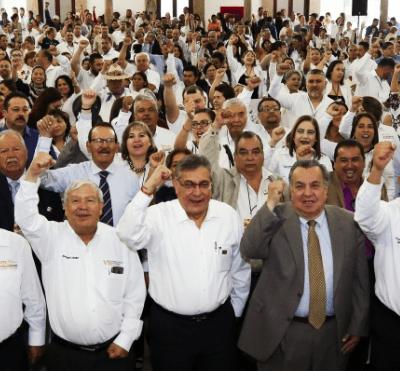 SNTE pide libertad sindical en sector educativo