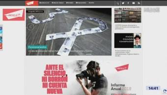FOTO: Amenazan de muerte al director de Reforma; exigen protección
