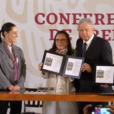 AMLO cancela timbre postal por aniversario luctuoso de Emiliano Zapata