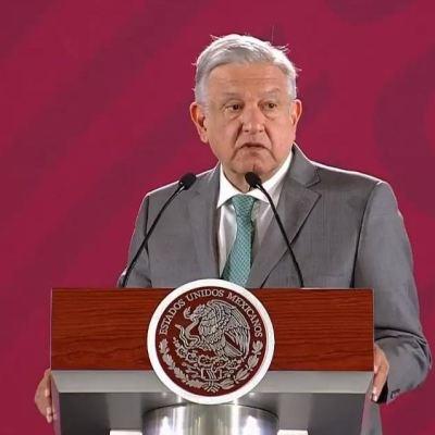 AMLO plantea consulta 'espontánea' sobre juicio a expresidentes
