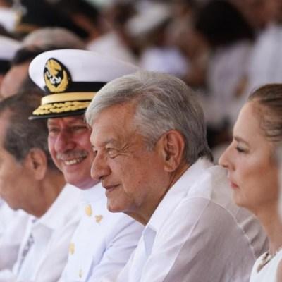 AMLO lamenta hechos de Minatitlán, ofrece limpiar y serenar al país
