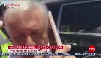 FOTO: AMLO habla sobre caso Minatitlán, 21 ABRIL 2019