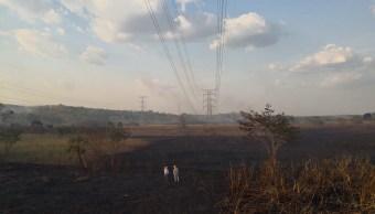 Foto: apagón en la península de Yucatán, 5 de abril 2019. Twitter @CFEmx