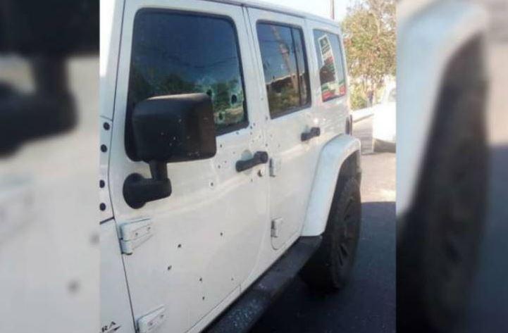 Bebé sobrevive a ataque armado en Comalcalco, Tabasco