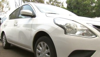 Un auto blanco, clave para detener a responsables del crimen de la mamá de Bruno
