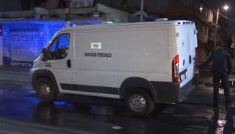 Foto: Suman 4 muertos por disparos de arma de fuego en la Ciudad de México, el 6 de abril de 2019. (Noticieros Televisa)