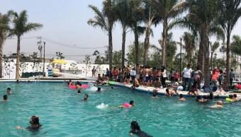 Estrenan balnearios en Iztapalapa y Nezahualcóyotl durante Semana Santa