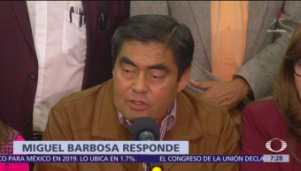 Barbosa niega acto ilegal por compra de casa en Coyoacán