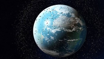 Basura espacial se duplicará para 2030, según científico ruso