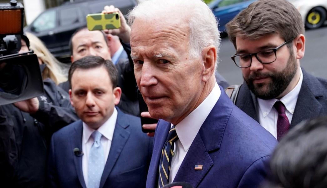 Biden anunciará este jueves su candidatura a la Presidencia de EEUU