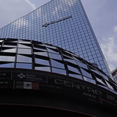 Bolsa Mexicana cierra con mínimo retroceso de 0.04 por ciento