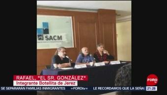 Foto: Botellita De Jerez Exculpa Feminismo Suicidio Armando Vega11 de Abril 2019