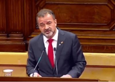 Cataluña condena abusos de España durante la Conquista
