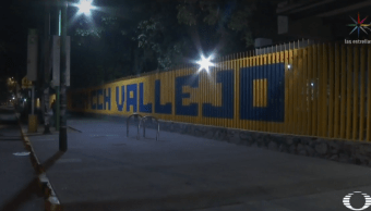 Foto: Joven planeaba ataque en el CCH Vallejo. (@CCHVallejo_Ofi)