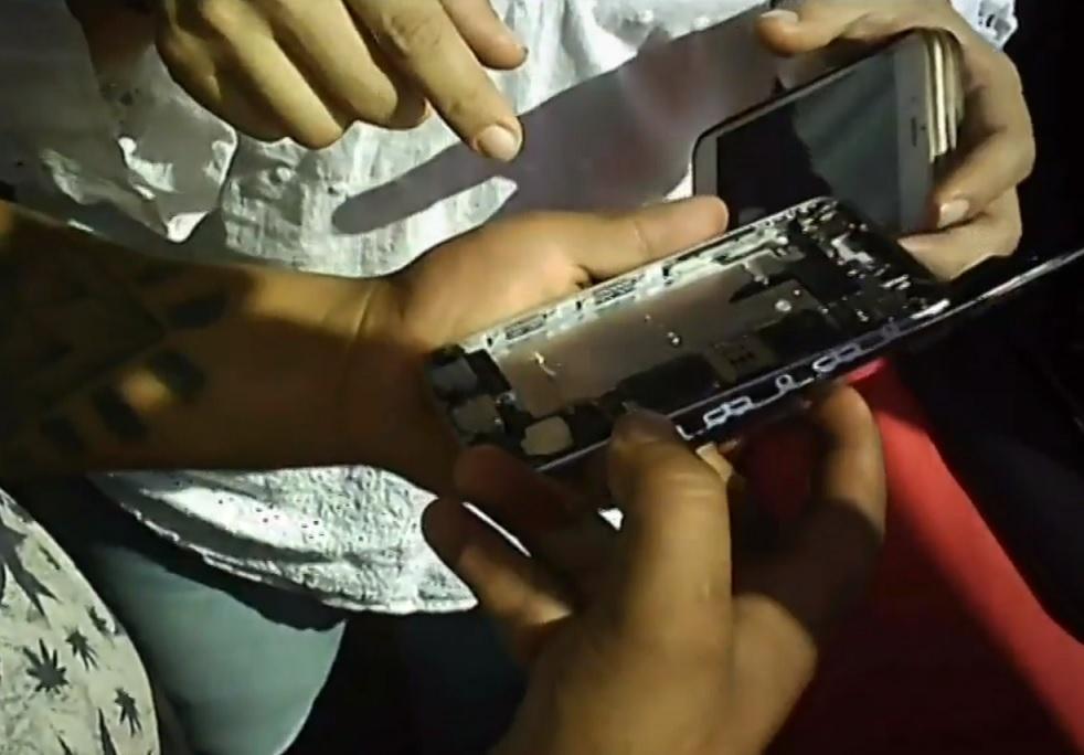 Celulares 'fake', de moda en Puebla, por incremento de robos al transporte público