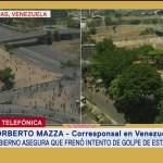 Censuran a medios en Venezuela por llamado a levantamiento militar