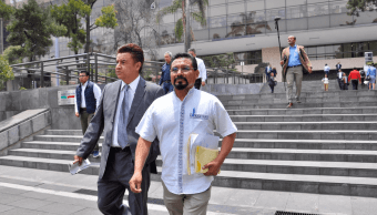 Padre de joven fallecido acusa a Cipriano Charrez