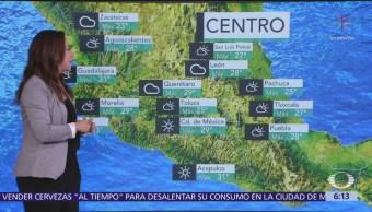 Pronostican temperaturas de más de 40 grados Celsius en México