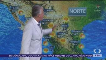 Clima Al Aire: Pronostican lluvias aisladas en Valle de México