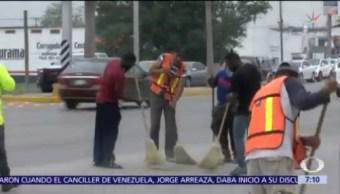 Coahuila activa programa de empleo temporal para migrantes