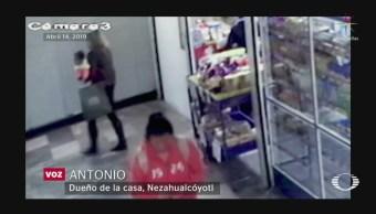 FOTO: Confirman que mujer que arrebató a bebé robada es quien la tenía en Nezahualcóyotl, 19 ABRIL 2019