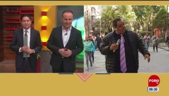 #CotorreandoconlaBanda: 'El Repor' suelto en la zona Rosa