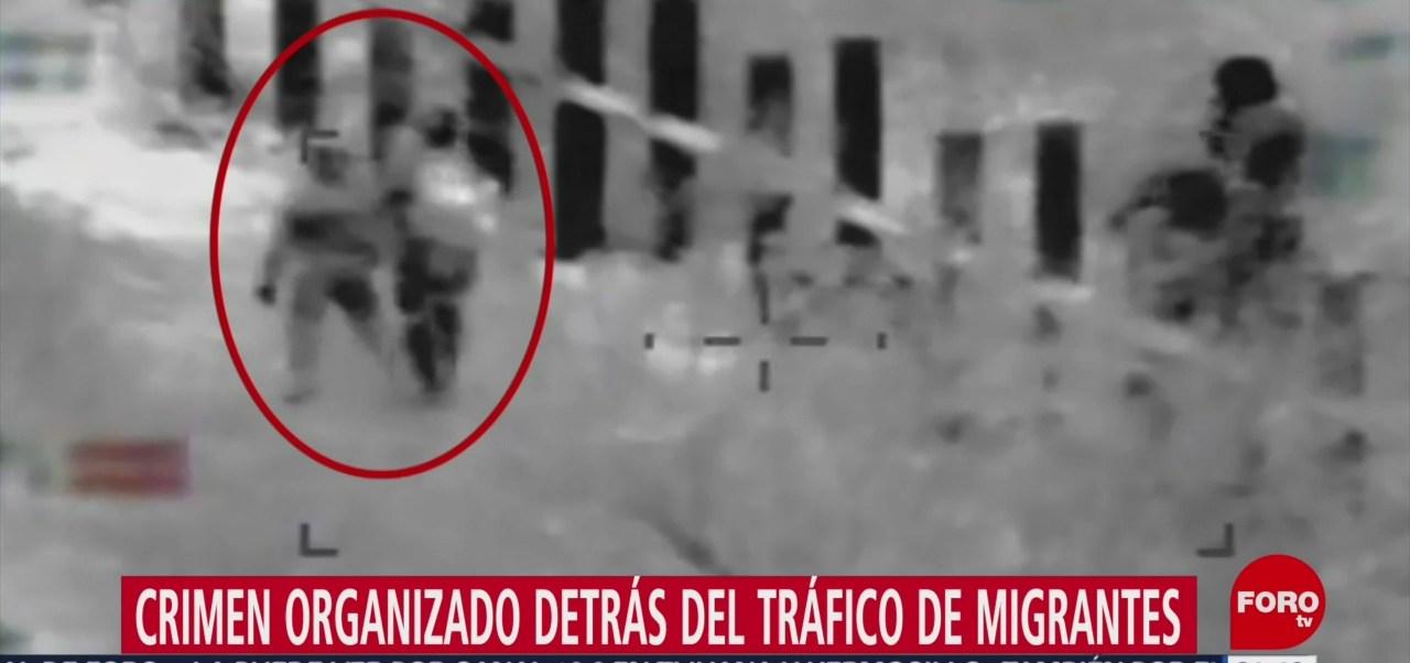 Foto: Crimen Organizado Tráfico Migrantes Sonora 23 de Abril 2019