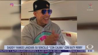 FOTO: Daddy Yankee sorprende a sus admiradores con nuevo tema, 19 ABRIL 2019
