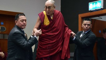 Dalai Lama es ingresado a un a hospital en la India