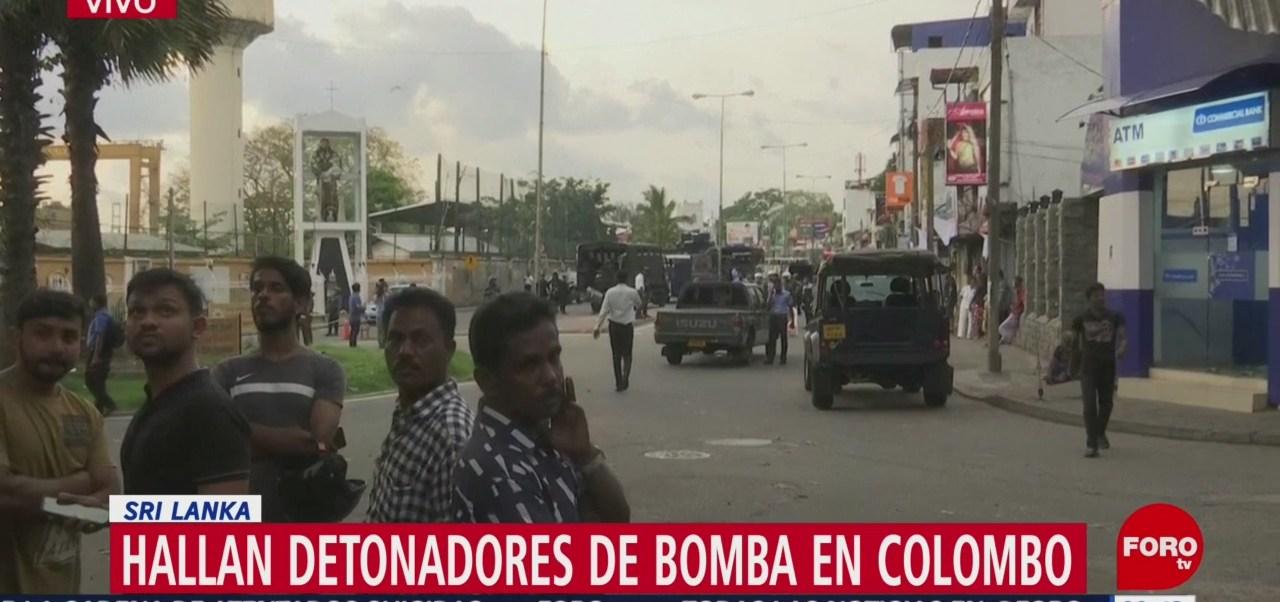 Desactivan artefacto explosivo en Sri Lanka
