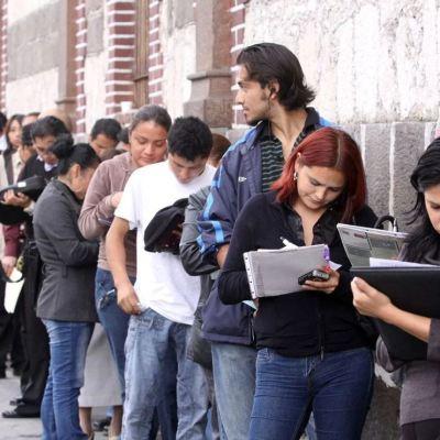 Desempleo en México sube a 3.4% en el primer trimestre de 2019
