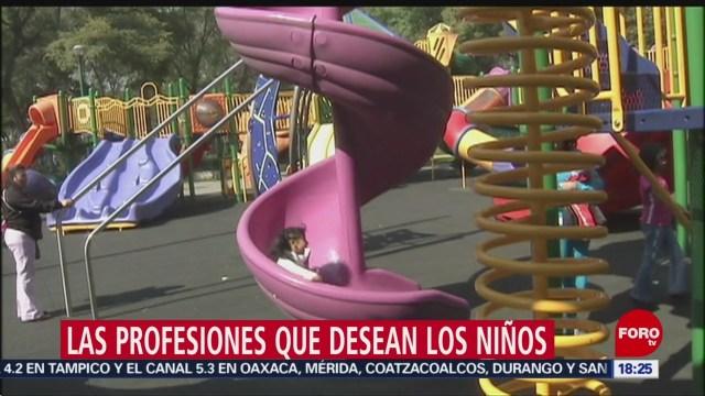 Foto: Día del Niño Qué quieres ser de grande?