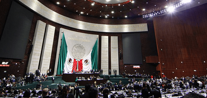 Foto: Sesión Ordinaria en la Cámara de Diputados, 1 mayo 2019