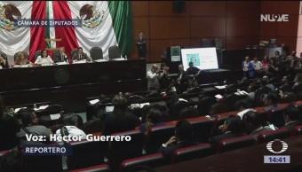 Foto: Diputados posponen discusión de Ley de Austeridad Republicana