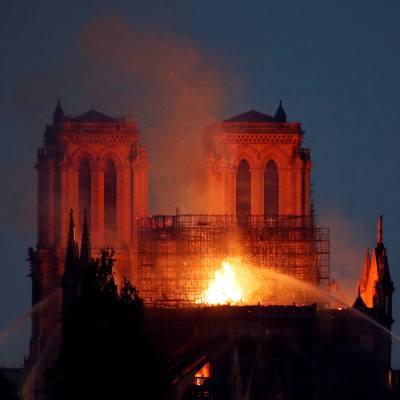 Notre Dame, un edificio emblemático de Francia