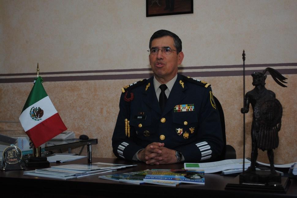 El General Luis Rodríguez Bucio como director del Centro de Investigación y Desarrollo del Ejército y Fuerza Aérea (Protocolo Foreign Affairs & Lifestyle)